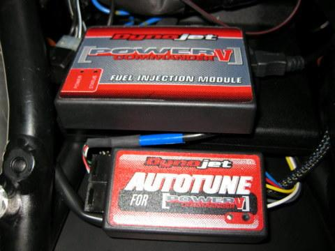 Motortuning - Powercommander