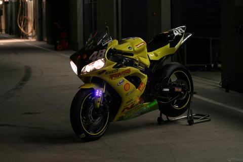 Langstrecken WM Yamaha YZF